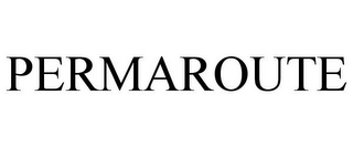 mark for PERMAROUTE, trademark #85966146