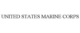 mark for UNITED STATES MARINE CORPS, trademark #85966755