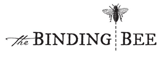 mark for THE BINDING BEE, trademark #85966775