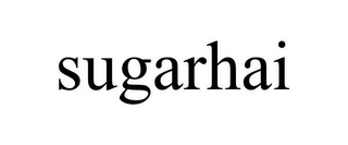 mark for SUGARHAI, trademark #85967017