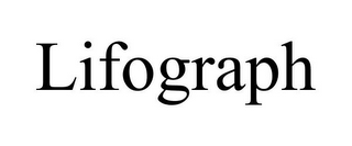mark for LIFOGRAPH, trademark #85967044