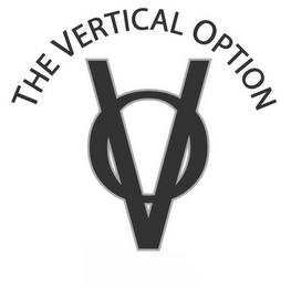mark for THE VERTICAL OPTION VO, trademark #85967135