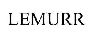 mark for LEMURR, trademark #85967195