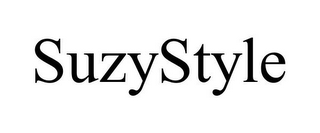 mark for SUZYSTYLE, trademark #85967244