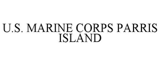 mark for U.S. MARINE CORPS PARRIS ISLAND, trademark #85967599
