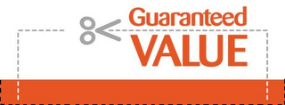 mark for GUARANTEED VALUE, trademark #85967610