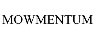 mark for MOWMENTUM, trademark #85967722