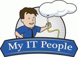mark for MY IT PEOPLE, trademark #85967877
