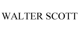 mark for WALTER SCOTT, trademark #85968191