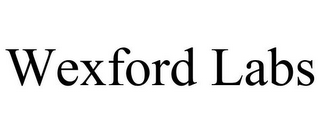 mark for WEXFORD LABS, trademark #85968475