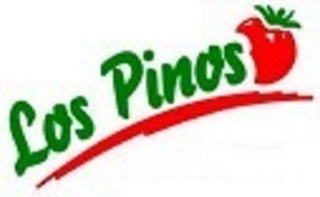 mark for LOS PINOS, trademark #85968762