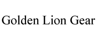 mark for GOLDEN LION GEAR, trademark #85968819