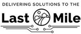 mark for DELIVERING SOLUTIONS TO THE LAST MILE, trademark #85968921