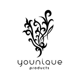 mark for YOUNIQUE PRODUCTS, trademark #85969097