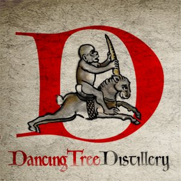mark for D DANCING TREE DISTILLERY, trademark #85969382