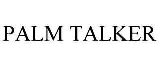 mark for PALM TALKER, trademark #85969539