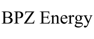 mark for BPZ ENERGY, trademark #85969706