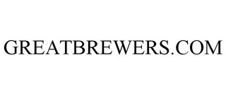 mark for GREATBREWERS.COM, trademark #85969823