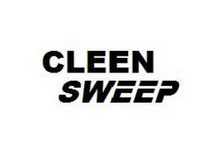 mark for CLEEN SWEEP, trademark #85969852