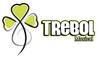 mark for TREBOL MUSICAL, trademark #85969977