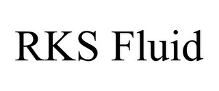 mark for RKS FLUID, trademark #85970000