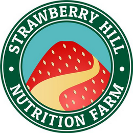 mark for STRAWBERRY HILL NUTRITION FARM, trademark #85970102