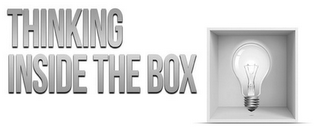 mark for THINKING INSIDE THE BOX, trademark #85970562