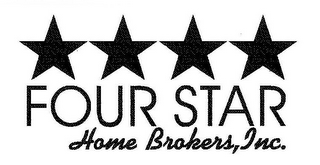 mark for FOUR STAR HOME BROKERS, INC., trademark #85970669