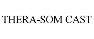 mark for THERA-SOM CAST, trademark #85970938