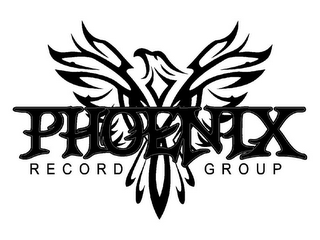 mark for PHOENIX RECORD GROUP, trademark #85971085