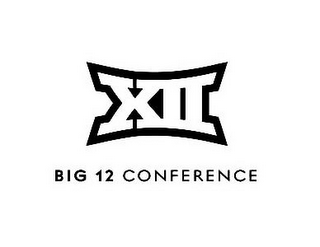 mark for XII BIG 12 CONFERENCE, trademark #85971144