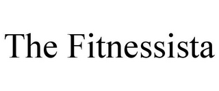 mark for THE FITNESSISTA, trademark #85971266
