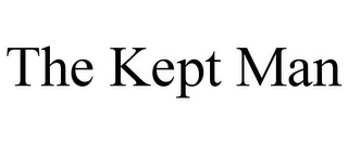 mark for THE KEPT MAN, trademark #85971313