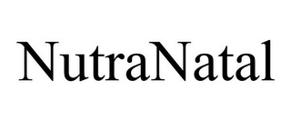 mark for NUTRANATAL, trademark #85971569