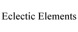 mark for ECLECTIC ELEMENTS, trademark #85971731