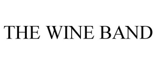 mark for THE WINE BAND, trademark #85971905