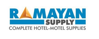 mark for RAMAYAN SUPPLY COMPLETE HOTEL-MOTEL SUPPLIES, trademark #85972582