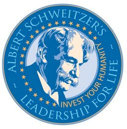 mark for ALBERT SCHWEITZER'S LEADERSHIP FOR LIFE INVEST YOUR HUMANITY, trademark #85972815