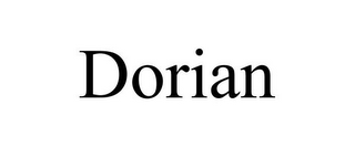 mark for DORIAN, trademark #85972869