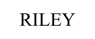 mark for RILEY, trademark #85973287