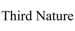 mark for THIRD NATURE, trademark #85973405