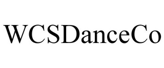 mark for WCSDANCECO, trademark #85973423