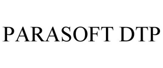 mark for PARASOFT DTP, trademark #85973460