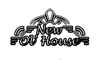 mark for NEW OL' HOUSE, trademark #85973524