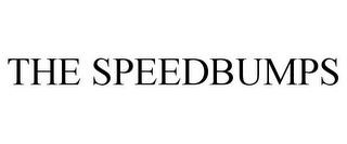 mark for THE SPEEDBUMPS, trademark #85973833