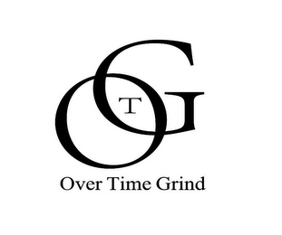 mark for OTG OVER TIME GRIND, trademark #85974048