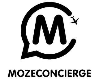 mark for MC MOZECONCIERGE, trademark #85974056