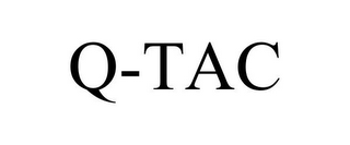 mark for Q-TAC, trademark #85974600