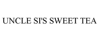 mark for UNCLE SI'S SWEET TEA, trademark #85974619
