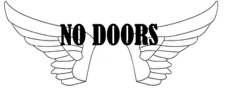 mark for NO DOORS, trademark #85976634